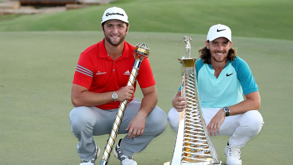 Fleetwood wins Race to Dubai after Rose wilts, Rahm claims tournament win