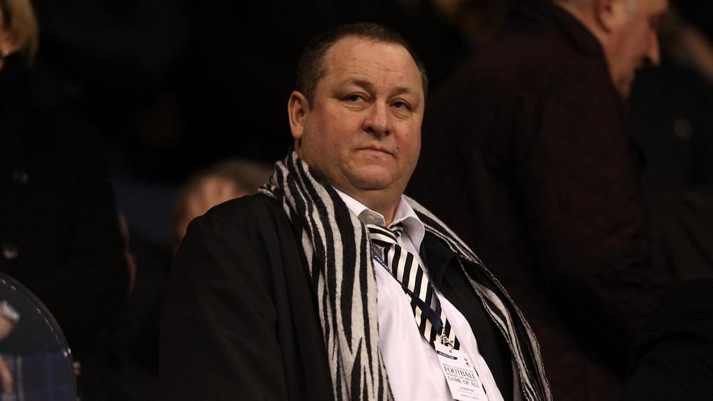 Newcastle United 'receive £300m takeover bid from PCP Partners'