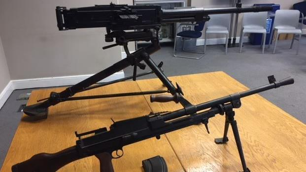 amnesty going great guns as war weapons turned in metro newspaper uk
