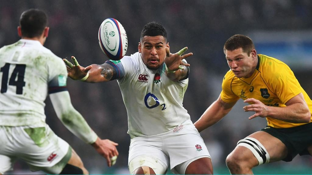 England: Sam Simmons set for first global start against Samoa