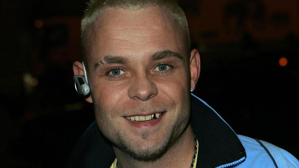 East 17's Brian Harvey arrested for sending