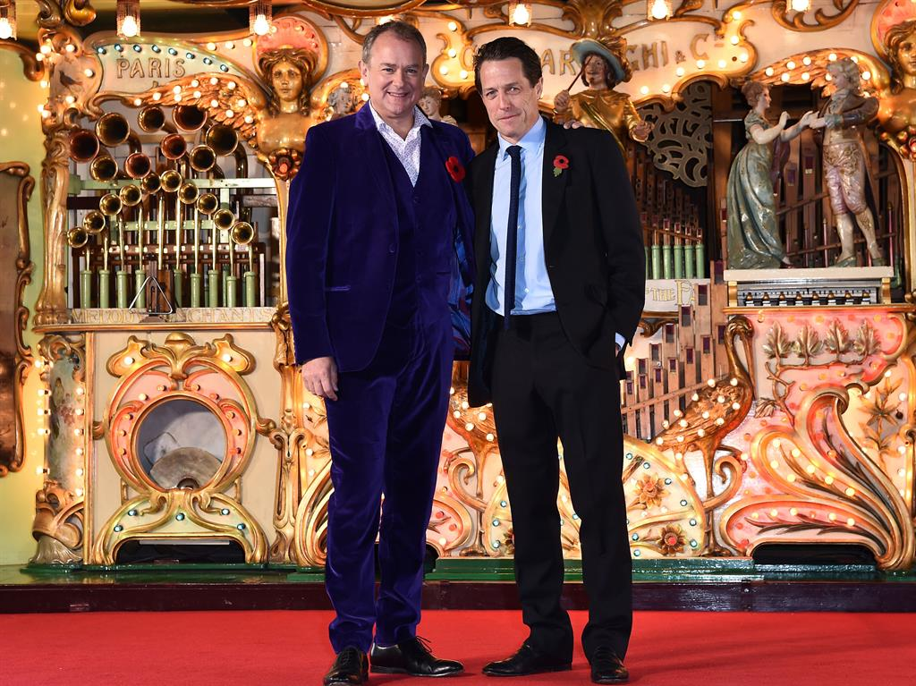 Paddington 2: Interviews with director Paul King, Hugh Bonneville and cast