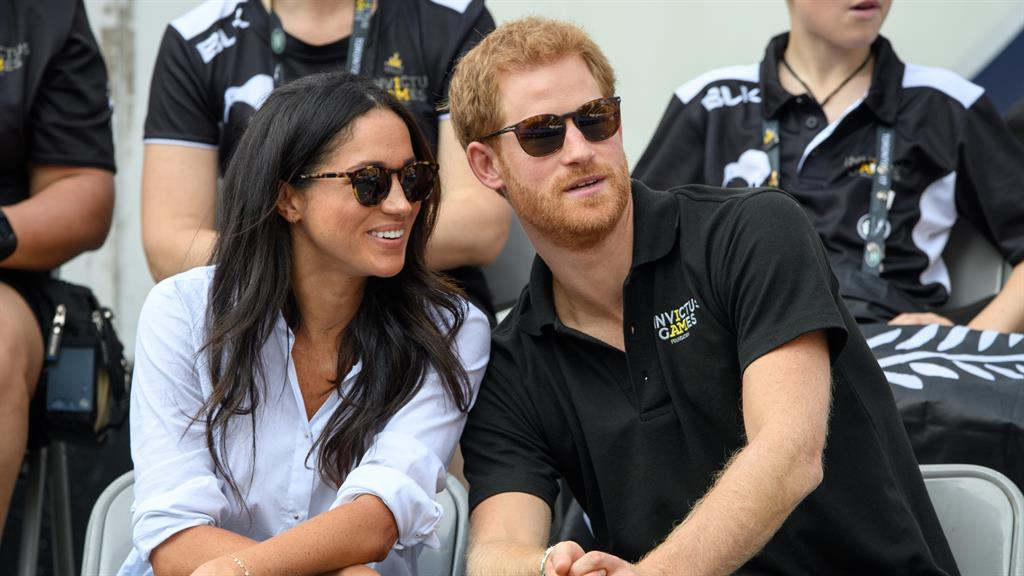 Meghan Markle is reportedly engaged and moving in with Prince Harry