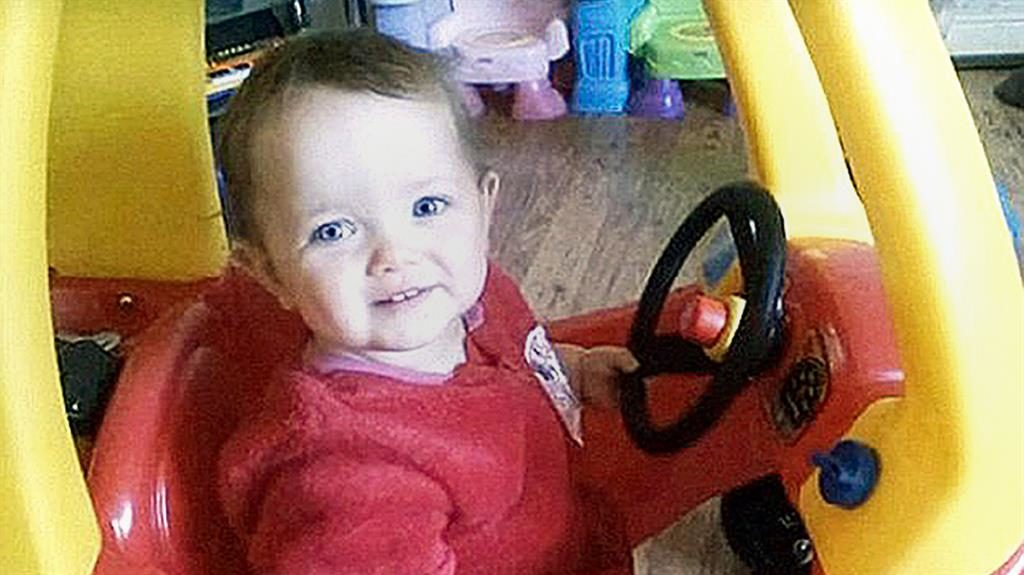Mystery death: Poppi Worthington PICTURE: PA