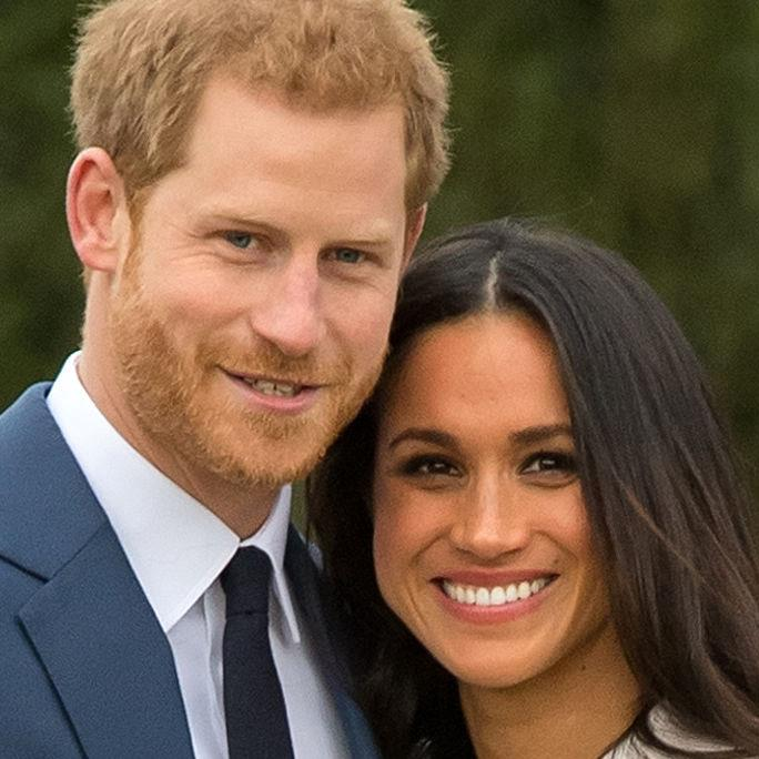 Meghan Markle and Prince Harry's official wedding date announced
