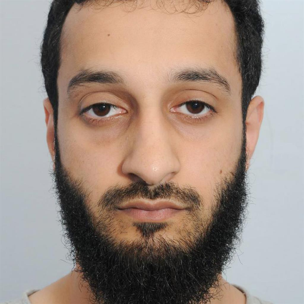 Radicalised: Mohammed Awan, who was jailed for preparing for a terrorist attack, was influenced by his brother PICTURES: SWNS, PA