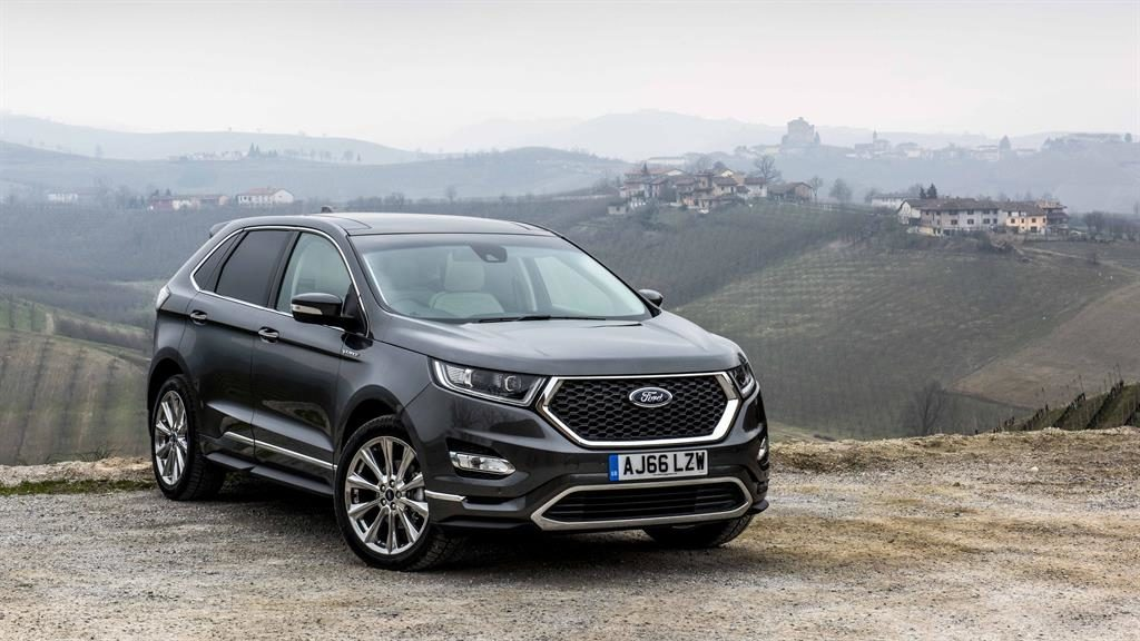 First Drive Ford Edge Vignale