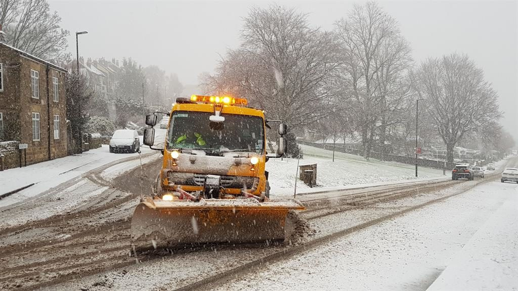 Misery for travellers as severe weather sweeps UK