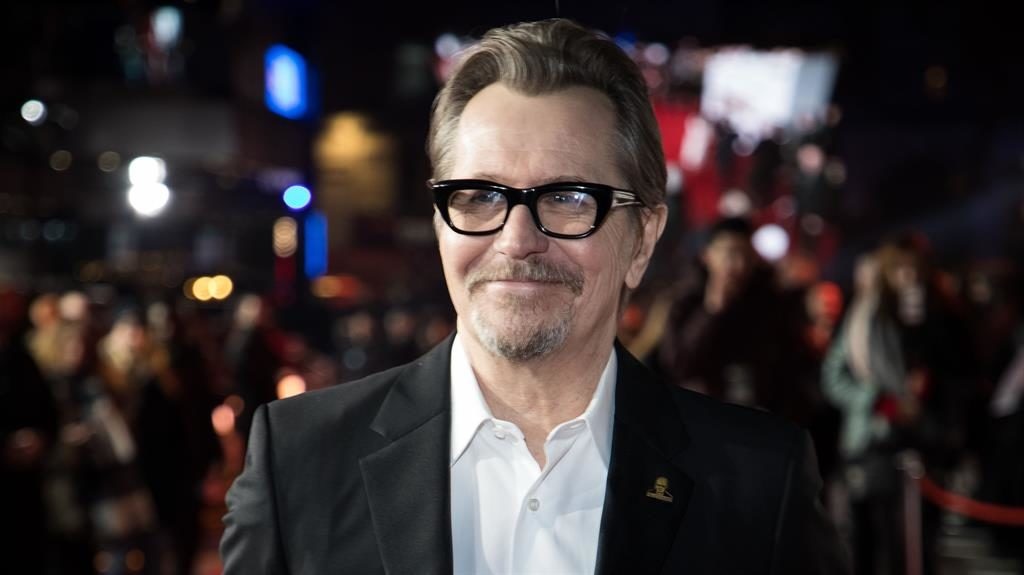 Gary Oldman Recalls Churchill Speech In Golden Globe Win For Actor, Drama