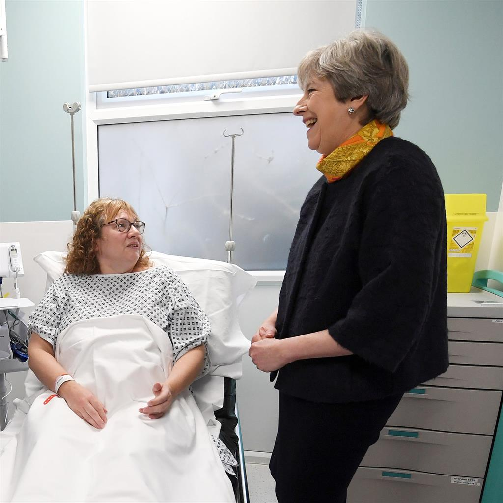 PM warned 'patients are dying in hospital corridors'