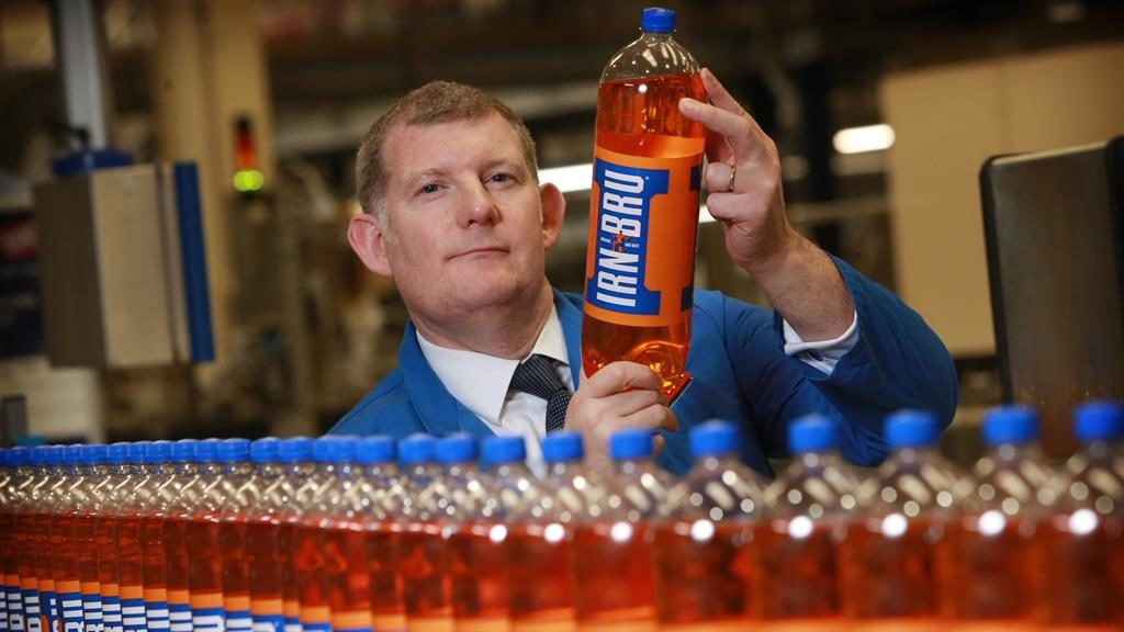 AG Barr defends reduced sugar Irn Bru recipe after thousands sign petition