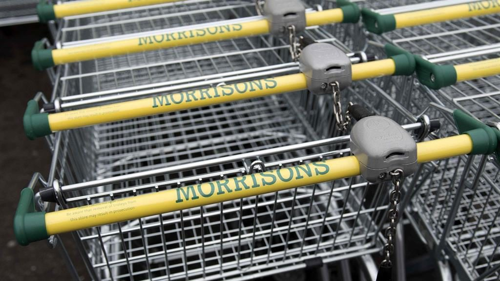 Morrisons like for like sales up 3.7 per cent over Xmas