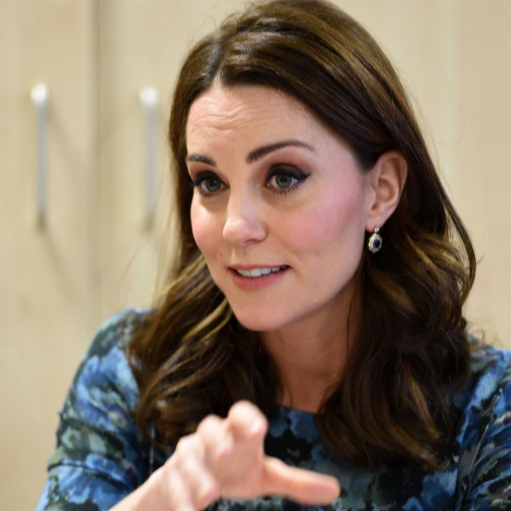 Duchess of Cambridge goes back to school for first visit of 2018
