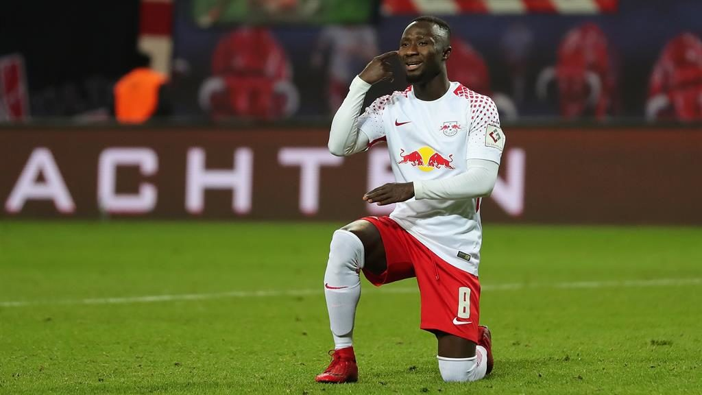 Leipzig to resist Liverpool's advances on Keita
