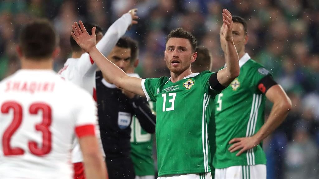 Referee: 'I was wrong to give Switzerland a penalty versus Northern Ireland'