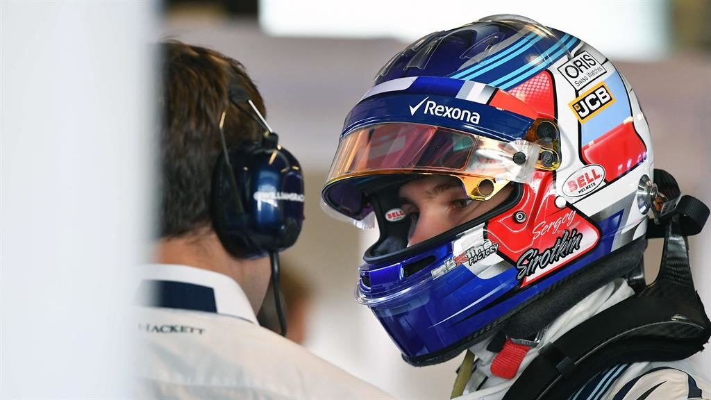 Robert Kubica makes Formula One comeback as Williams test driver