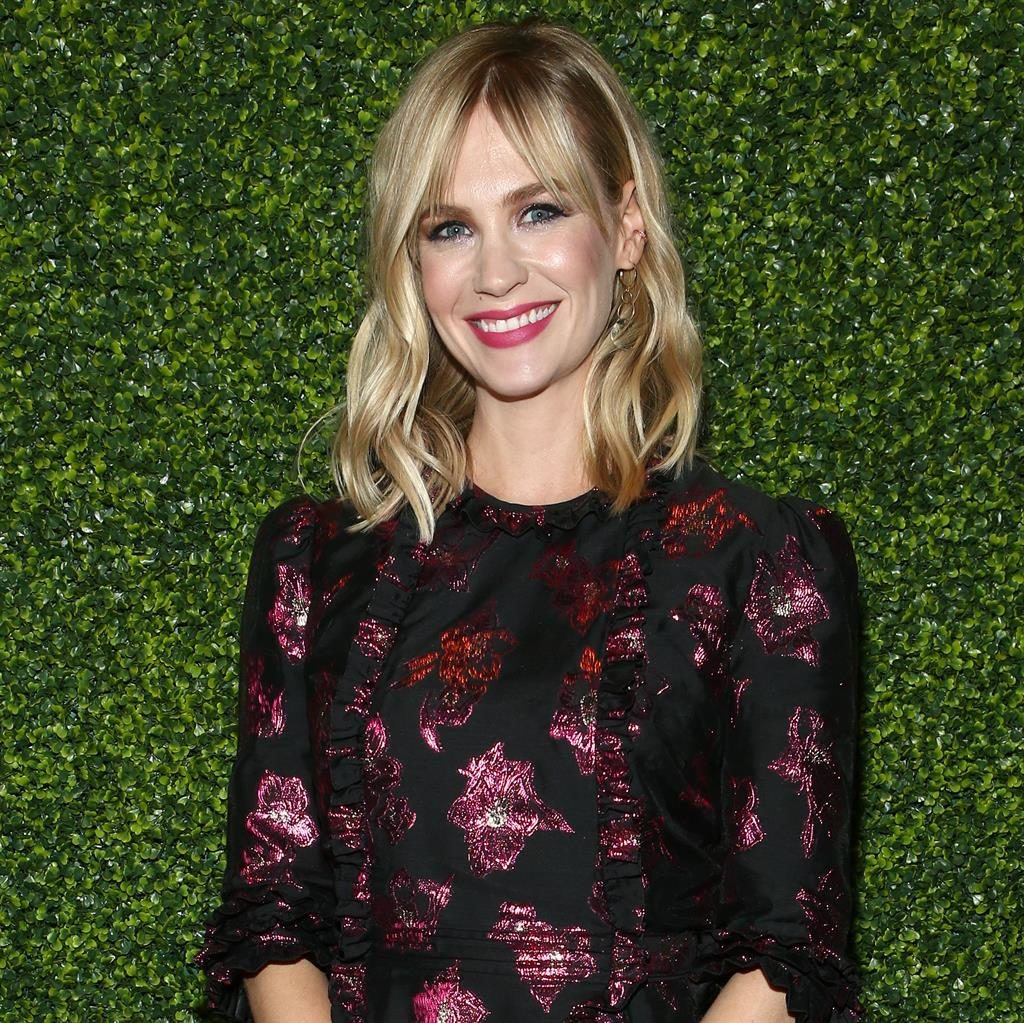 January Jones is dating Nick Viall