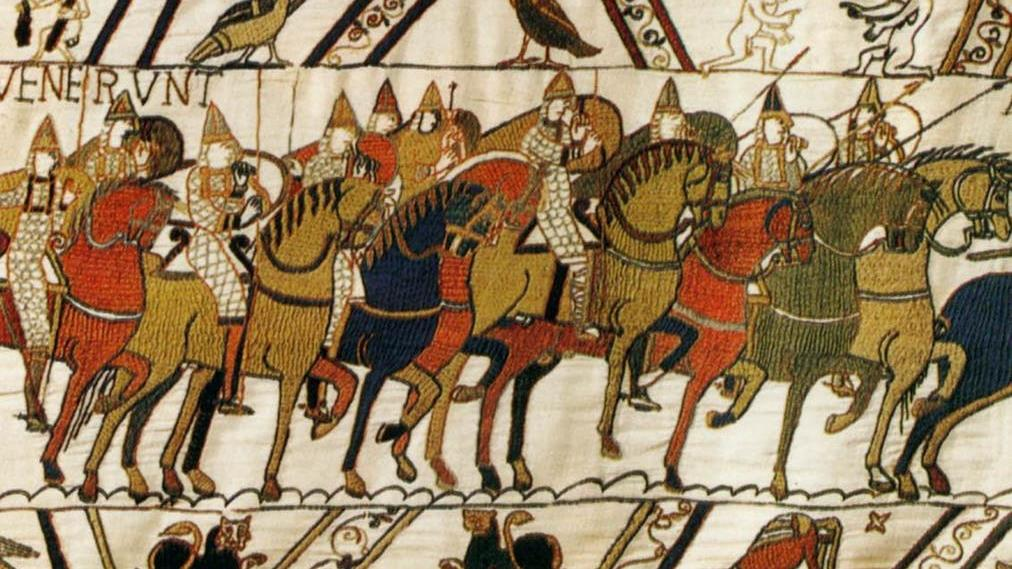 Bayeux Tapestry 'going on display in UK' for first time
