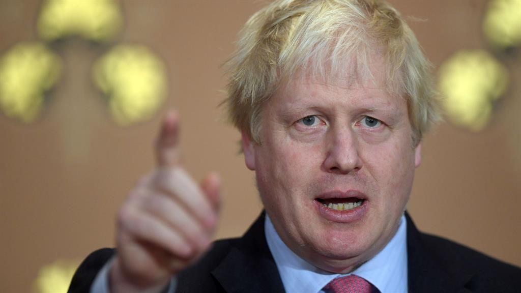 Boris Johnson proposes 22-mile bridge across the Channel