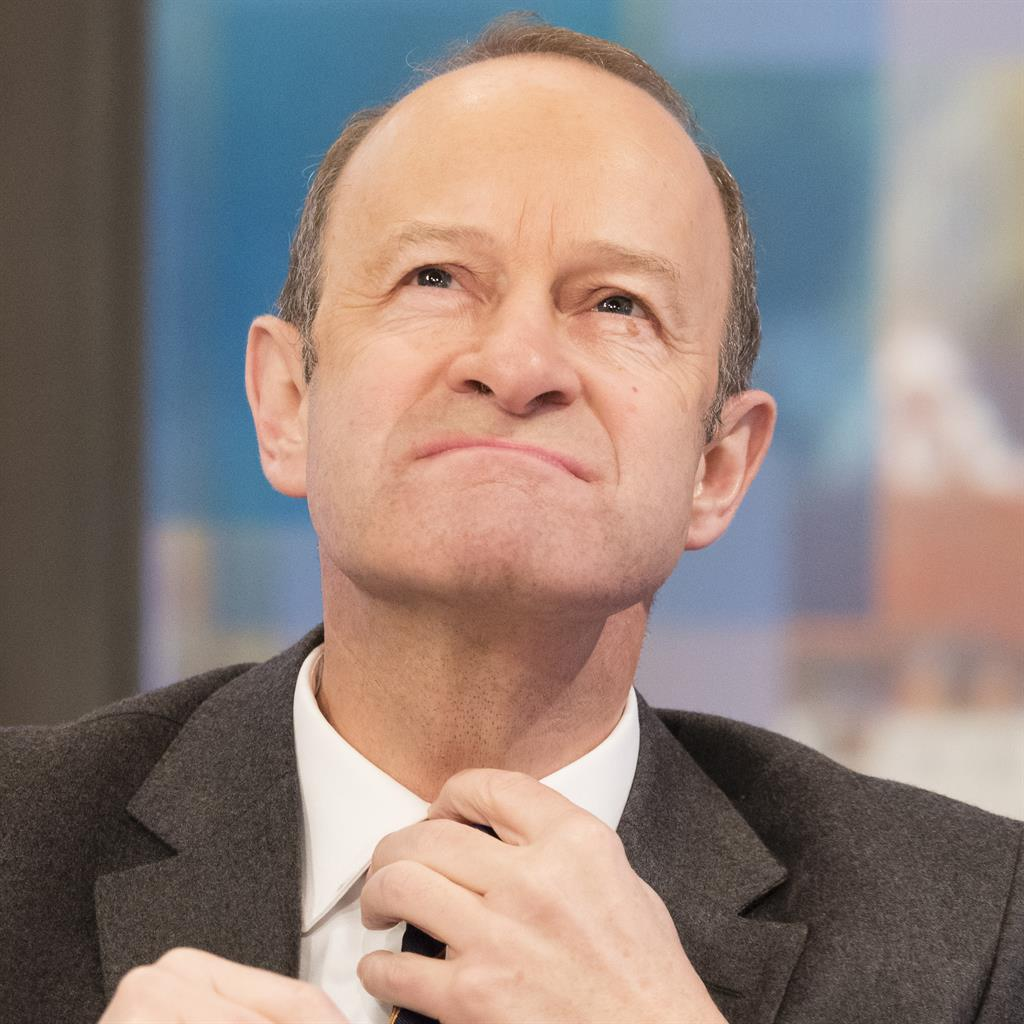 UKIP leader Henry Bolton loses no confidence vote