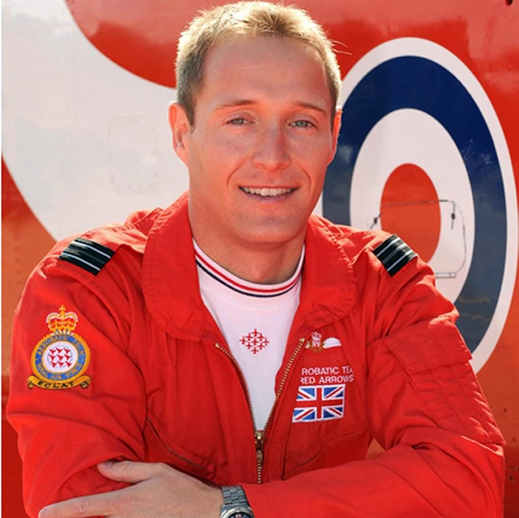 Ejector seat company admits failings that left to Red Arrows pilot's death