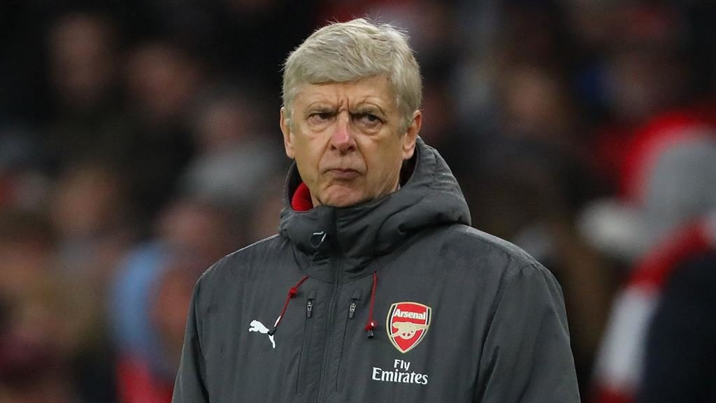Keeping his hand in his pocket: Wenger says there'll be no cash splurge PICTURE: REX