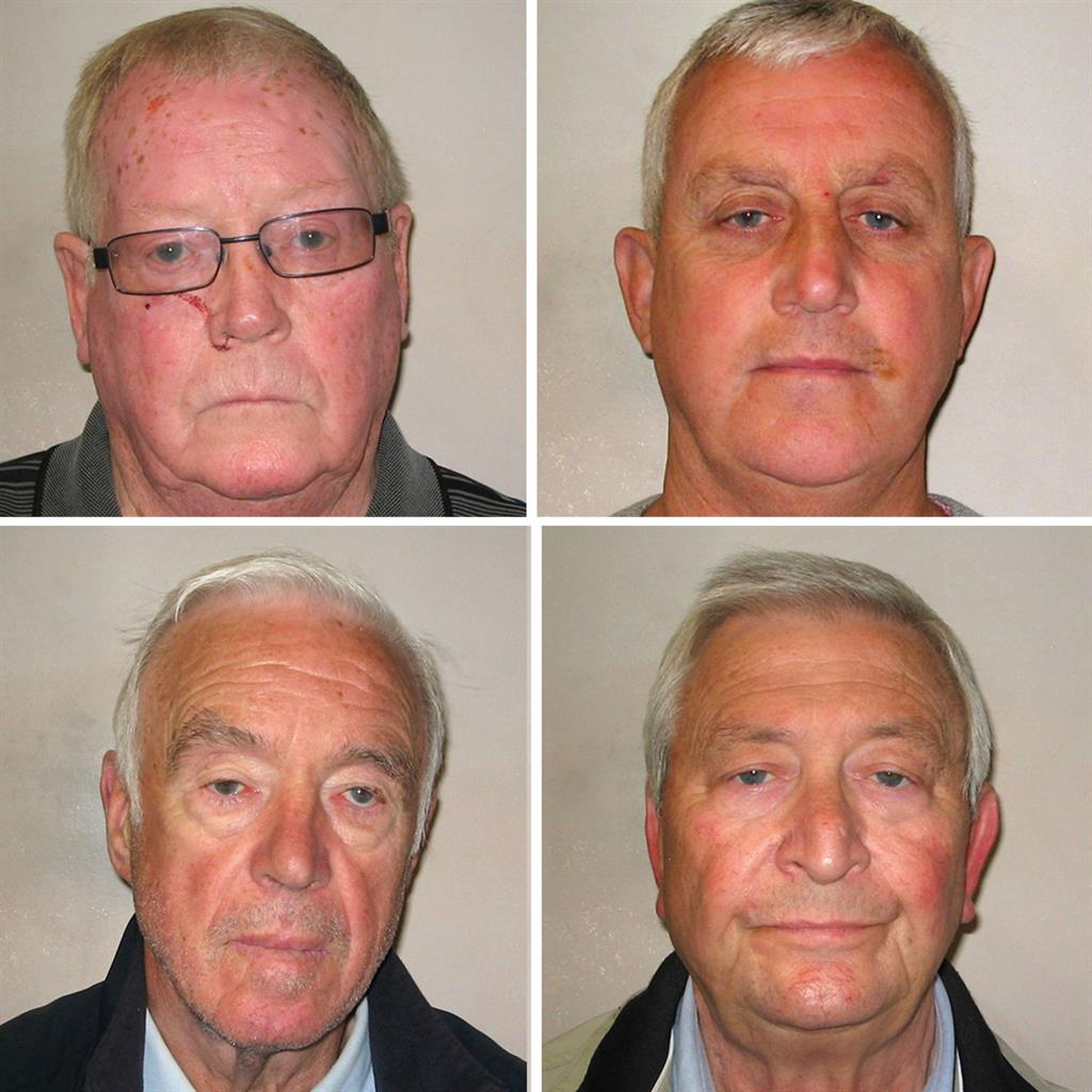 Pay 27m Or Stay In Jail Hatton Garden Four Are Told