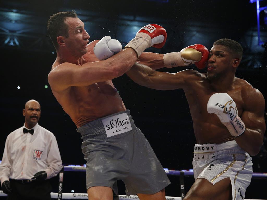 Boxing fan's £85k Sky bill for Anthony Joshua bout