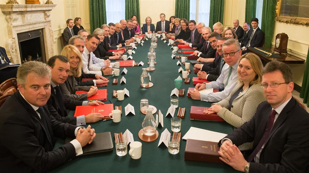 United Kingdom cabinet reshuffle leaves more questions than answers