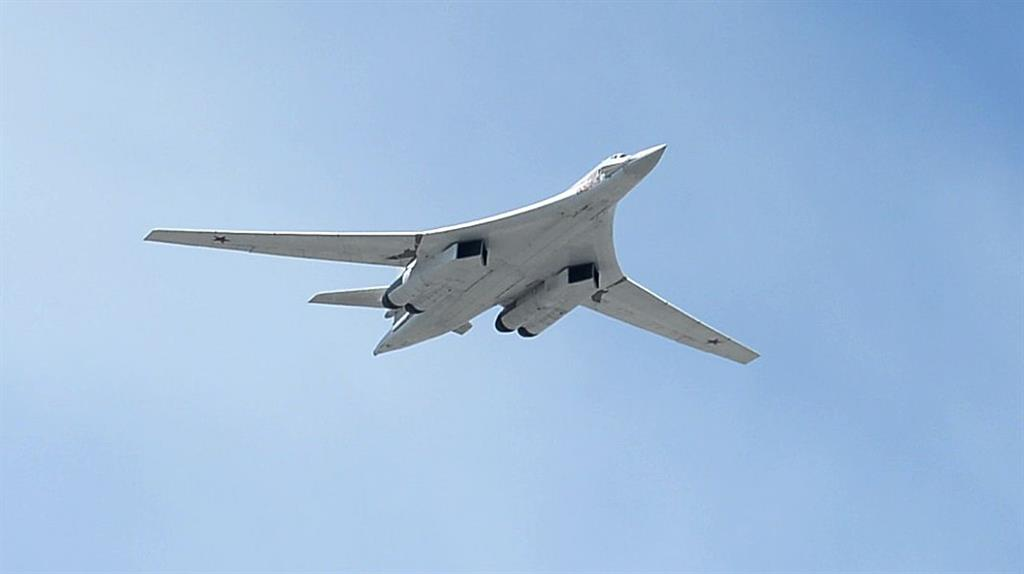 Intercepted Two Tupolev TU-160 Blackjack bombers were escorted away from British airspace