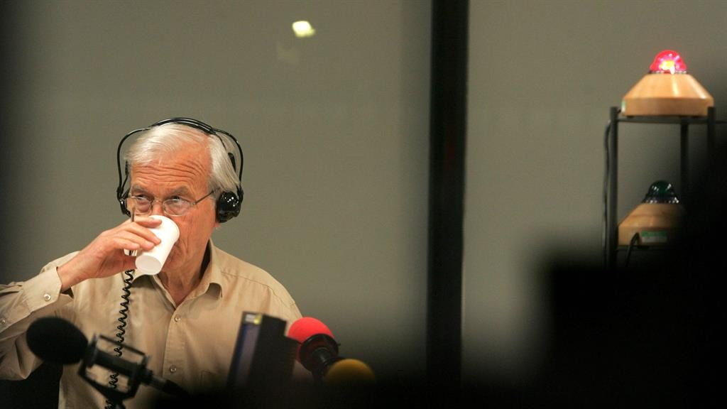 Changing policy: Radio 4's John Humphrys and Sir David Attenborough (below) highlighting the problem