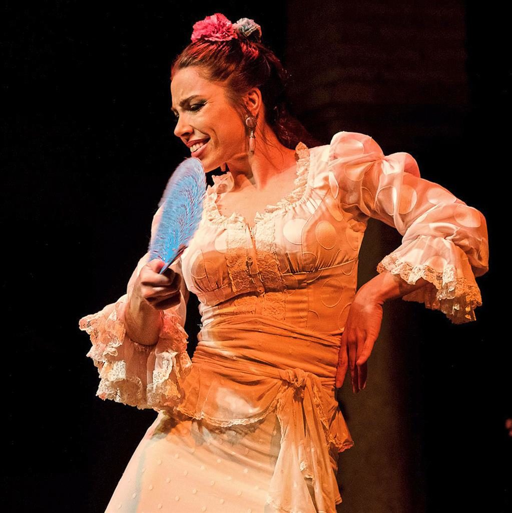 Spectacular! A visit to Seville isn't complete without taking in a performance at the Museo del Baile Flamenco PICTURE: LUIS OLLERO