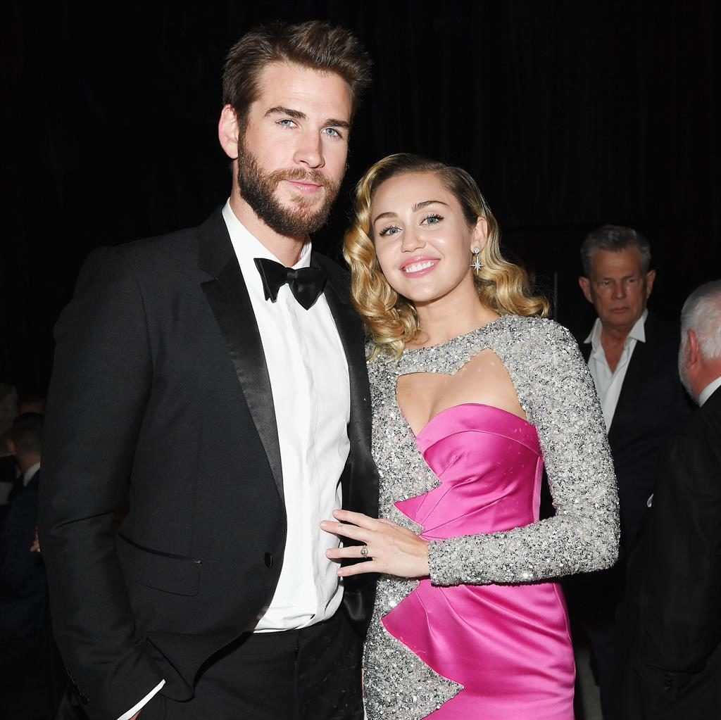 Who miley cyrus dating 2018