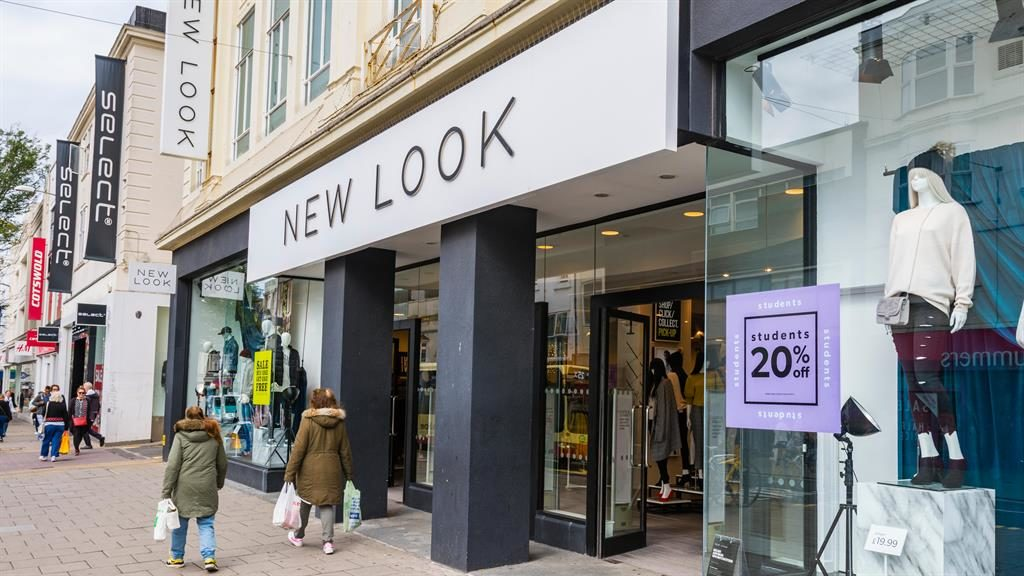 Out of fashion: Sales slumped last year
