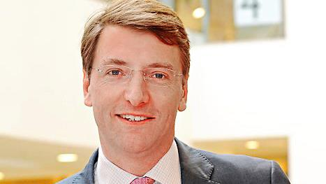 'Challenging year': John Lewis boss Sir Charlie Mayfield
