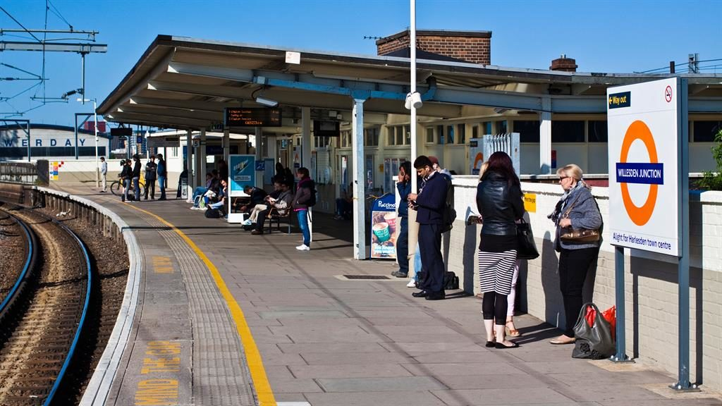 Connections: Willesden Junction station
