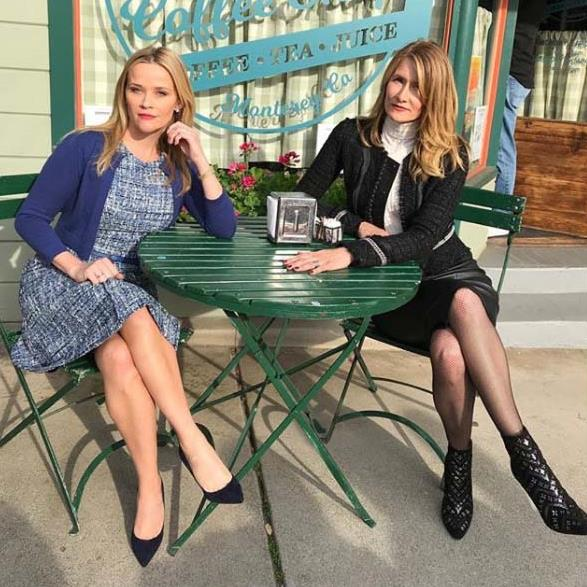 'Big Little Lies' stars share behind-the-scenes photos of 2nd season