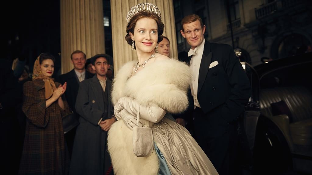 The Crown Producers Apologize for Claire Foy-Matt Smith Pay Inequality