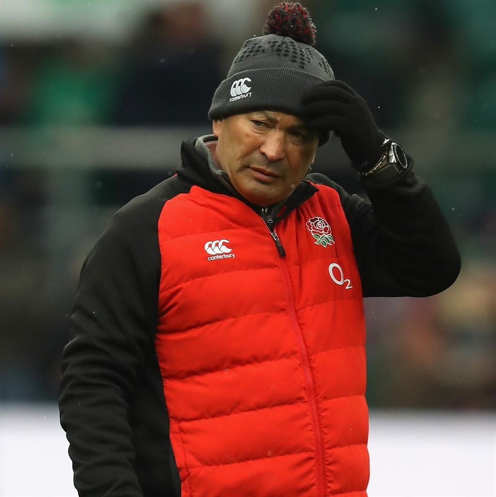 England chiefs back Eddie Jones despite Six Nations flop