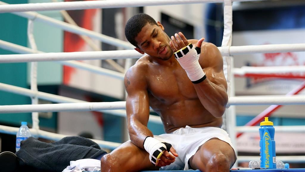 UFC targets Anthony Joshua for £353m multi-fight deal