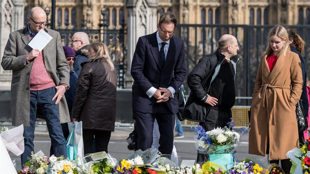 Anniversary of Westminster attack marked with vigils and prayers