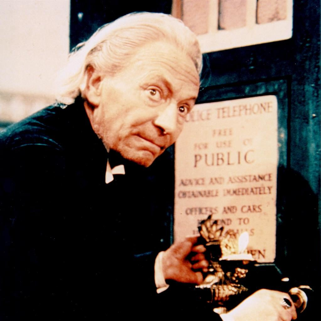Tardy Tardis: Dr Who William Hartnell, whose script was thrown out 50 years ago