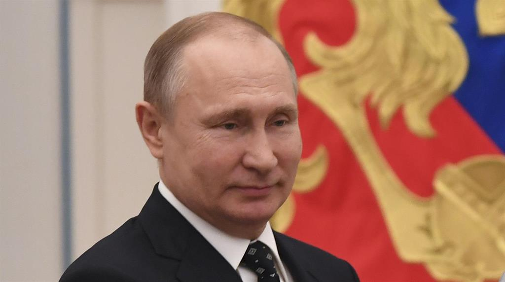 Namibia Congratulates Putin On His Victory