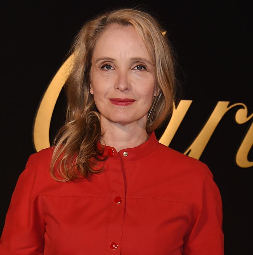 Julie Delpy weight gain