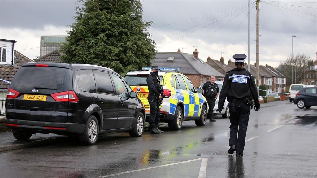 Two men arrested in Dewsbury on suspicion of terrorist plot