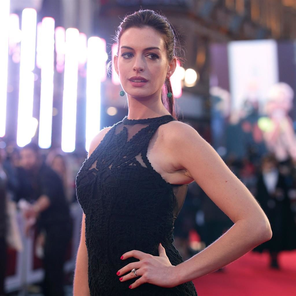 Anne Hathaway Launches Pre-emptive Strike On Body-shamers