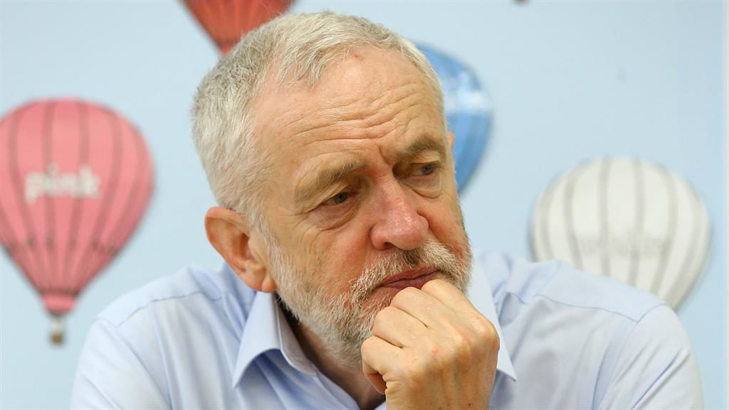 Israeli Labor Party breaks off relations with Britain's Jeremy Corbyn