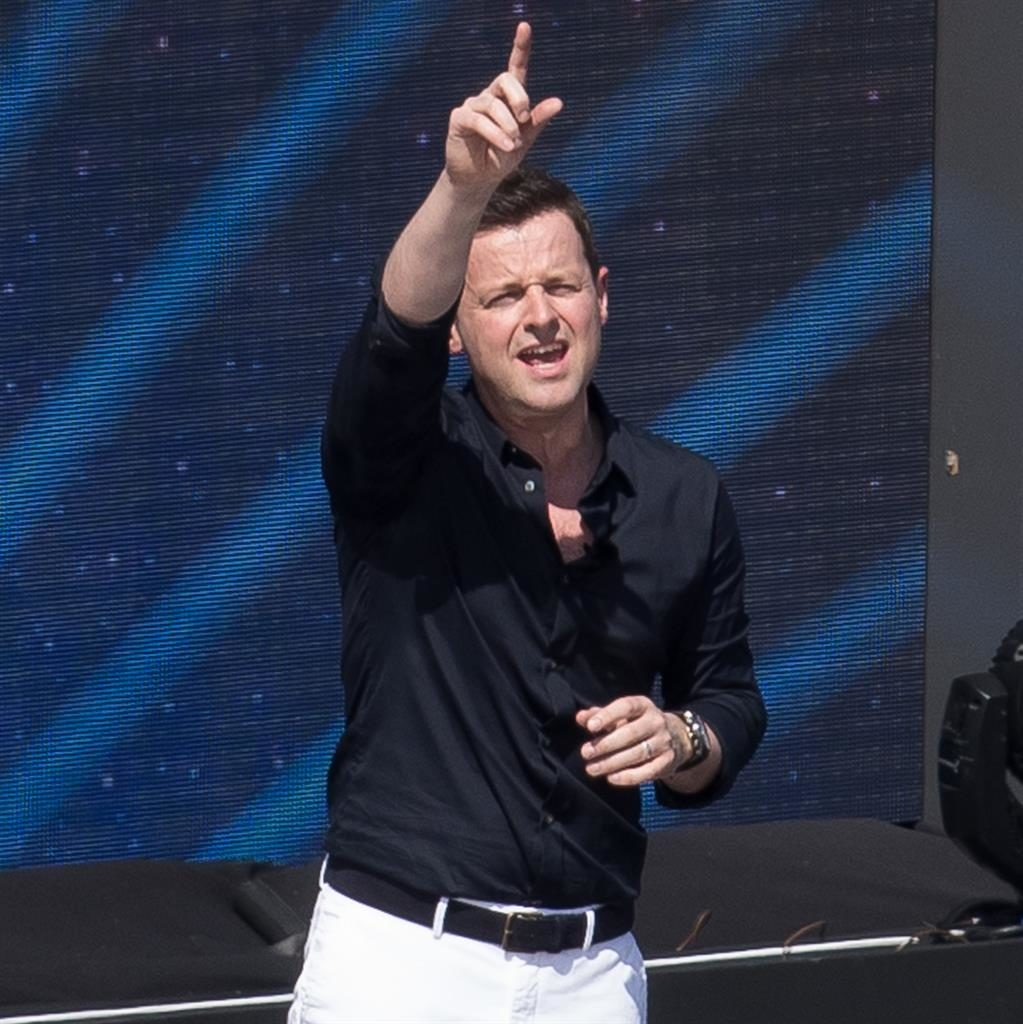Declan Donnelly will go solo to present Britain's Got Talent live shows
