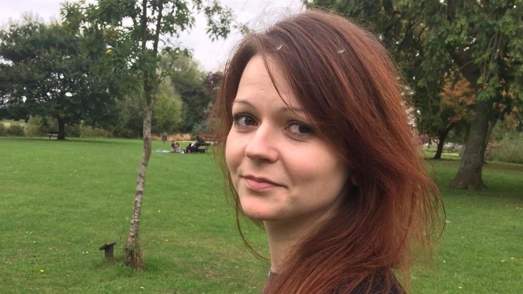 Yulia Skripal rejects Russian embassy's help offer
