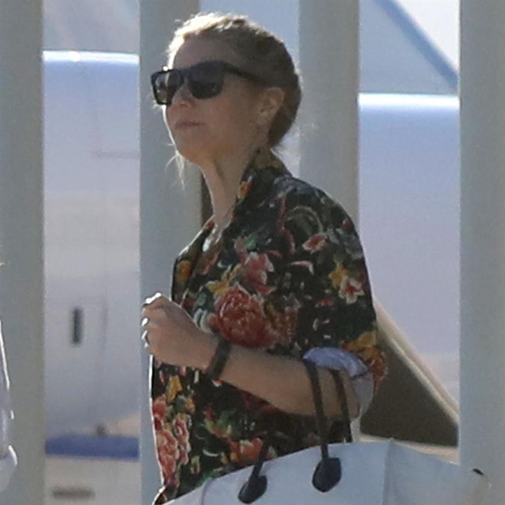 Gwyneth Paltrow is now in Mexico having her bachelorette party